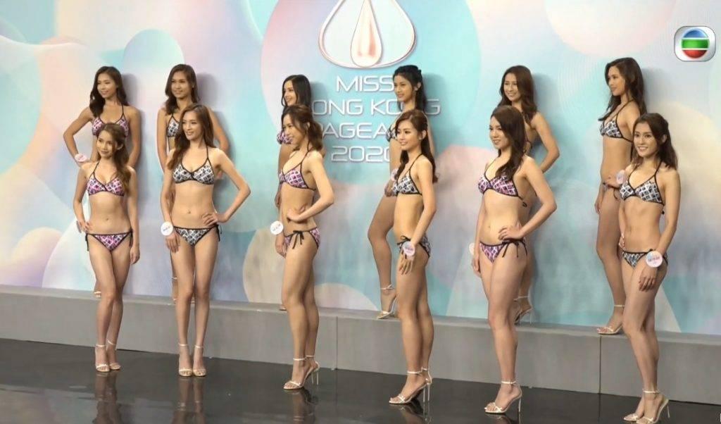香港小姐2020, 源菲然, 羅雪妍, TVB, 廖慧儀