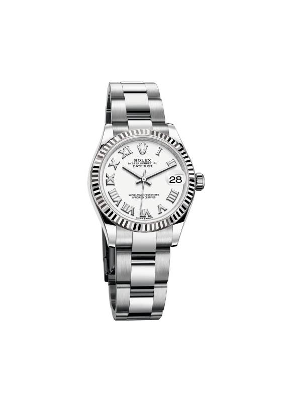 Oyster Perpetual Datejust 31 白色漆面