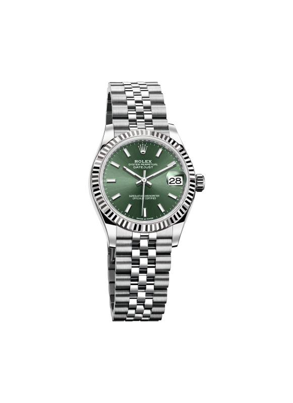 Oyster Perpetual Datejust 31 薄荷綠色