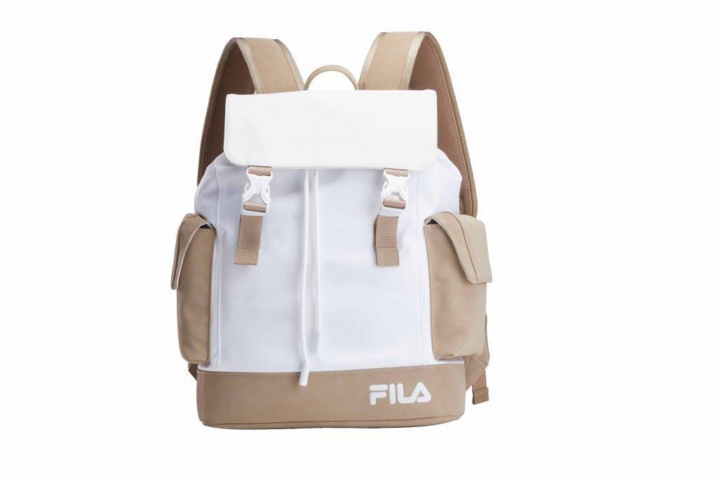 購物滿9即可免費獲FILA背包1個