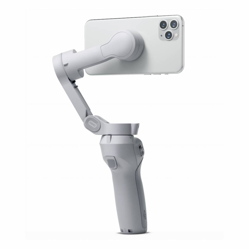 【DJI OM4】DJI全新三軸穩定器OM4 一啪即用手機拍片必備