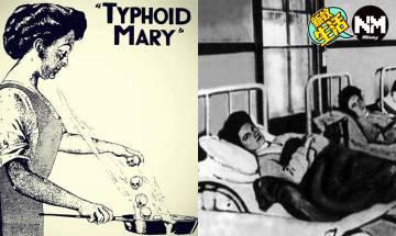 【新冠肺炎】「傷寒瑪麗」告訴你隱性傳播有多恐怖 19世紀最出名的超級隱性傳播人士