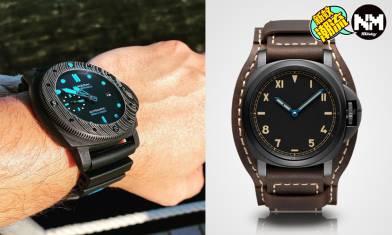 Panerai入門級手錶推介 5款沛納海保值錶款2020年價錢一覽