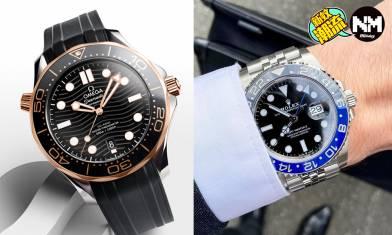 Rolex、Omega、Tudor哪個品牌最值得入手?  6款最保值手錶推介 盤點2020年升值最高手錶