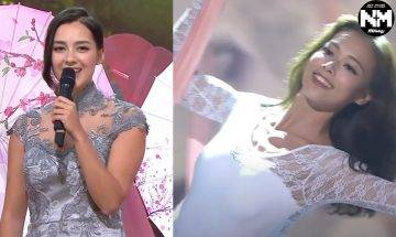 《香港小姐2020》謝嘉怡大唱《上海灘》廖慧儀空中瑜伽超優美 10位佳麗施展渾身解數|頭號粉絲