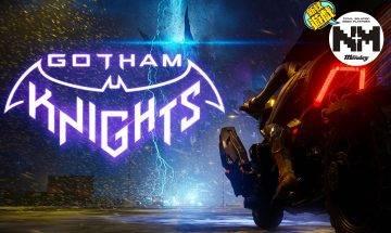 【PS5大作】BATMAN遊戲新作《Gotham Knights》!4位蝙蝠家族成員出擊  《Gotham Knights》同上集原來無關?