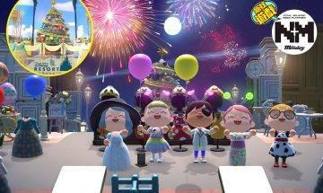 【動物之森】神玩家砌出「東京Disneyland」!唔洗出門一樣可以去旅行 內文有動物之森入島Code