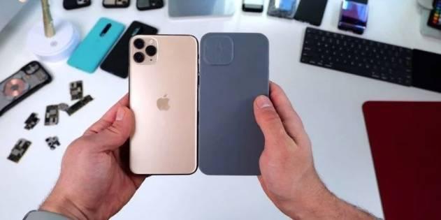 iPhone 12 Pro Max實物原型機