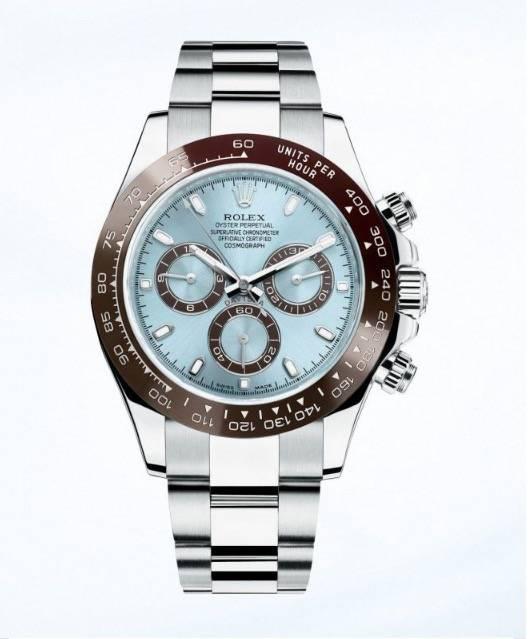 Rolex Daytona 躋身最佳自動計時碼錶