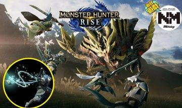 Switch全新芒亨新作《Monster Hunter RISE》!全新坐騎系統、飛索扮蜘蛛俠超過癮
