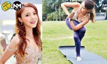 23歲杜穎珊被封「瑜伽女神」上位唔靠身材靠實力 《後生仔傾吓偈》 變身cute爆女僕