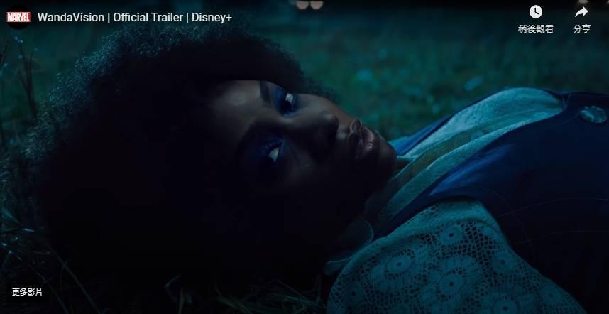 成長中的「Monica Rambeau」將由Teyonah Parris飾演,在《紅女巫與幻視》(汪達與幻視/Wanda Vision)中出現