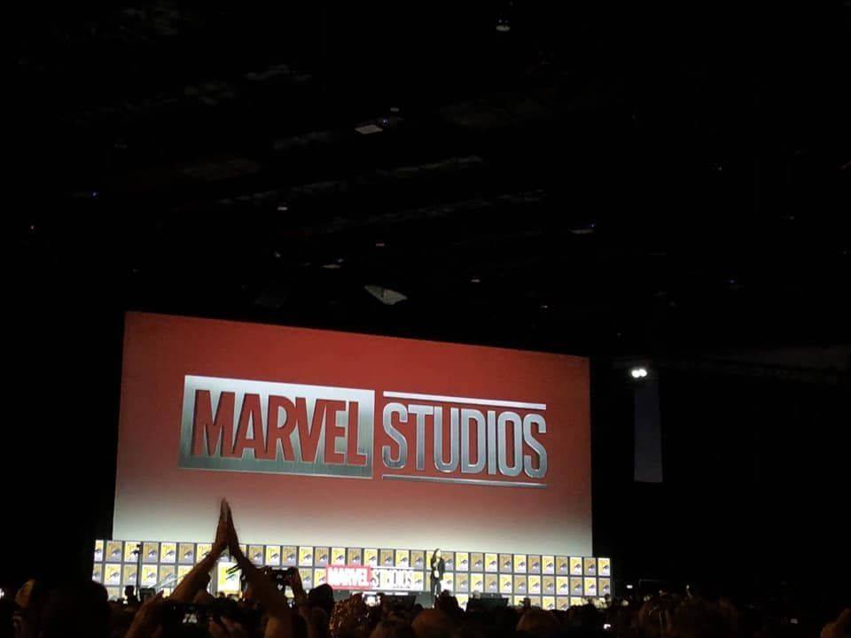 去年Marvel就在聖地牙哥動漫節(SDCC)的Hall H內進行約90分鐘的演講
