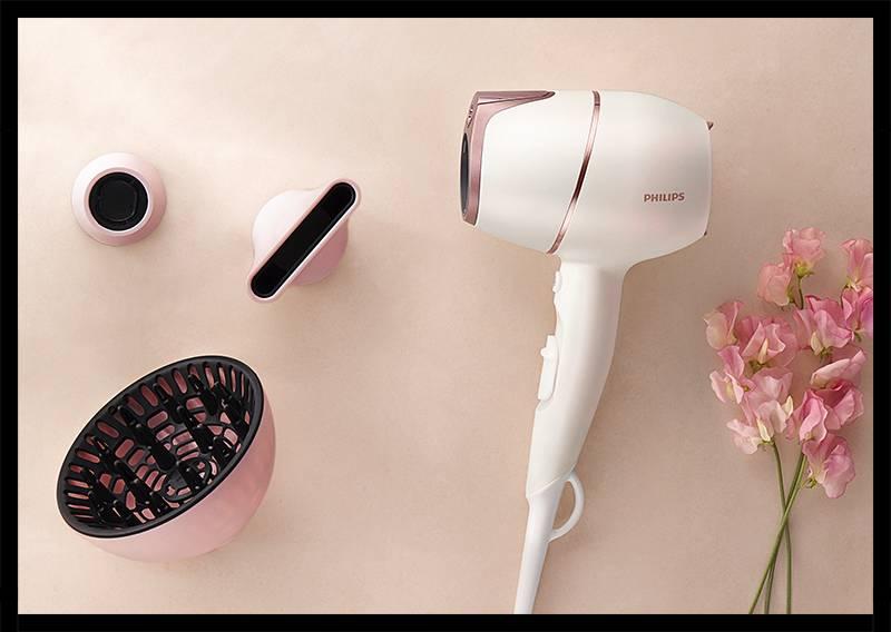 勢必掀起熱潮!Philips SenseIQ至潮護髮方程式 全新風筒吹出Treatment後嘅水潤柔順效果