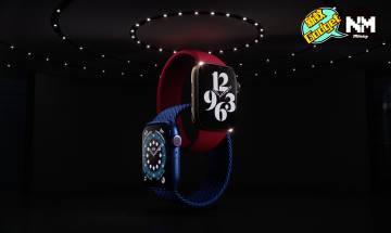 【Apple發佈會】Apple Watch Series 6 功能、幾時出、價錢、規格!海軍藍色超搶眼