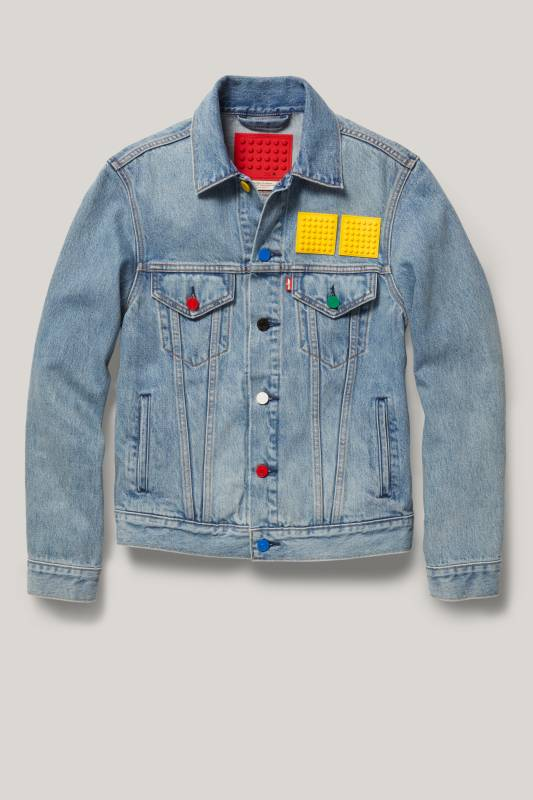 EX-BOYFRIEND TRUCKER JACKET <img class=