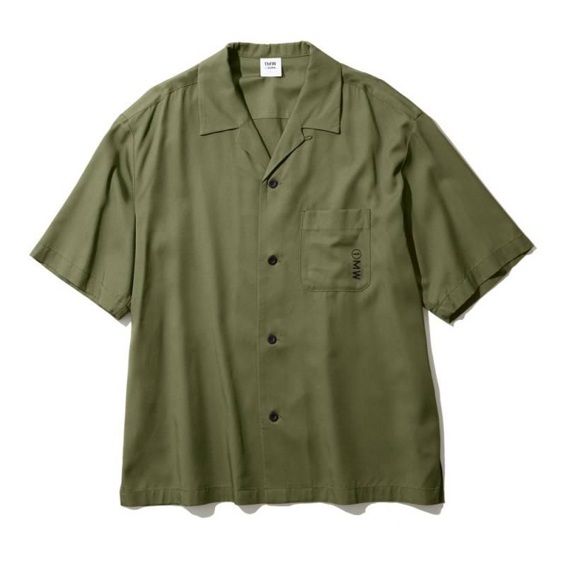 Open Collar Shirt
