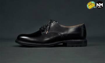 Berwick1707 for HOAX 10th 十週年聯乘別注版皮鞋 銅鑼灣、尖沙咀店均有發售