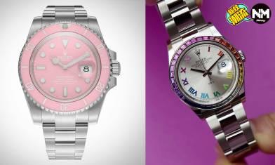 Rolex手錶改裝品牌Wildman 將勞力士Datejust、Submariner變得獨一無二
