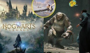 PS5新作《Hogwarts Legacy》大玩《哈利波特》魔法世界 入讀霍格華茲冒險