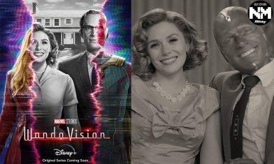 Marvel《紅女巫與幻視》(汪達與幻視/Wanda Vision)首條劇集預告 Marvel隊長中小女孩Monica有份參演?! 煲劇人生