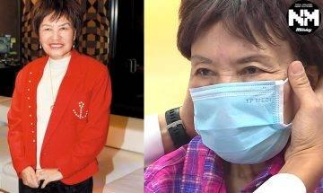 余慕蓮患肺纖維化出院後成獨居老人 魚毛姐:醫生話無得醫都係等時間|頭號粉絲