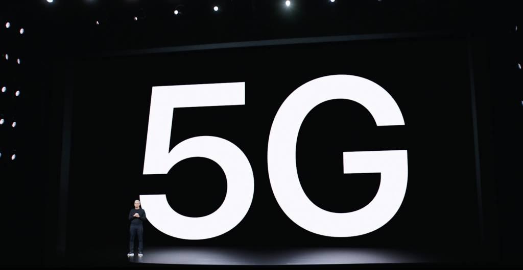 iPhone首次配合5G