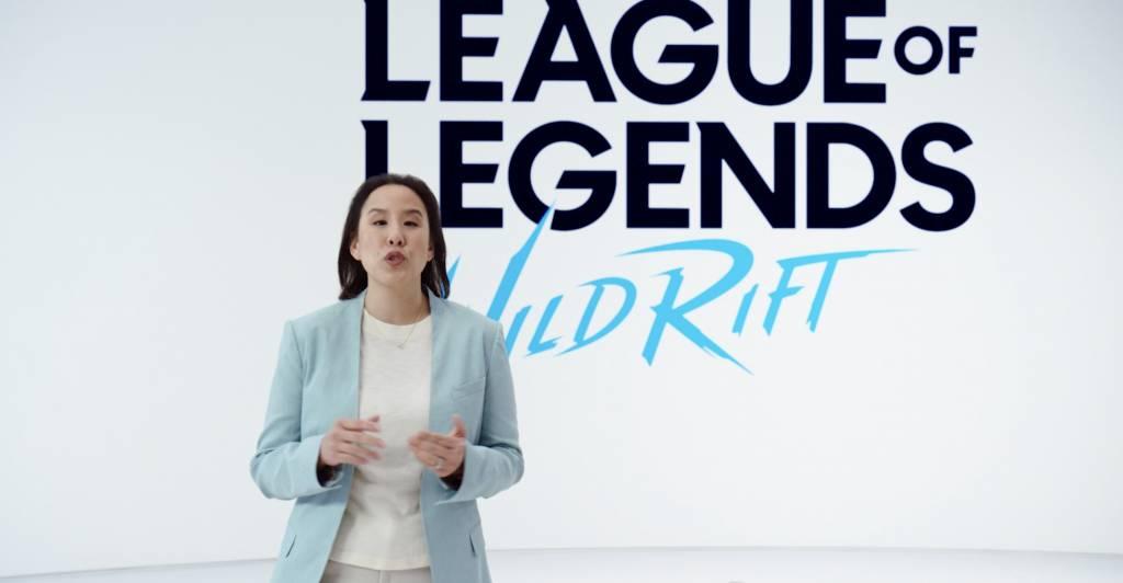 手遊新作League Of Legend Wild Rift(英雄聯盟)