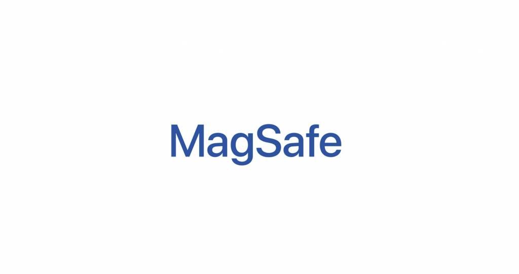 全新充電功能 MagSafe