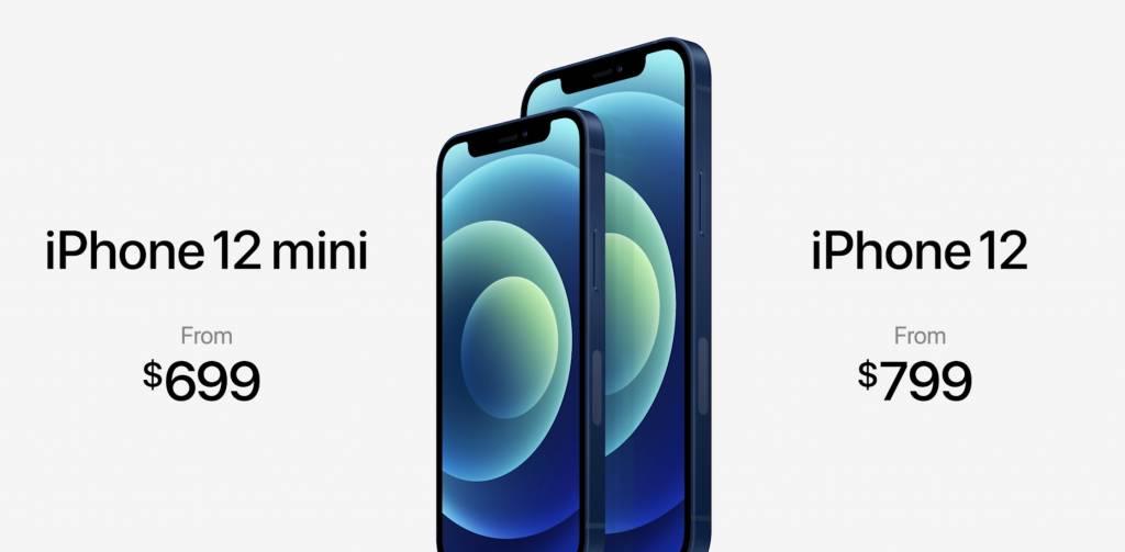 iPhone 12售價由 HKD,799 起