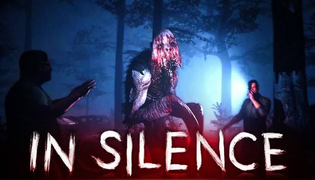 萬聖節必玩驚嚇之作《In Silence》