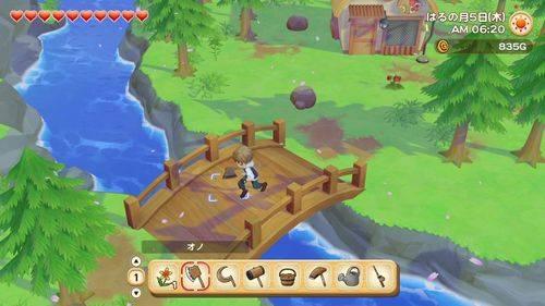 牧場物語新作出年登陸Nintendo Switch平台 玩家可自由打造心水牧場兼拍拖結婚?!