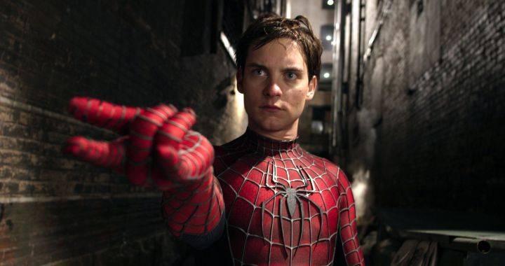 初代蜘蛛俠的Tobey Maguire