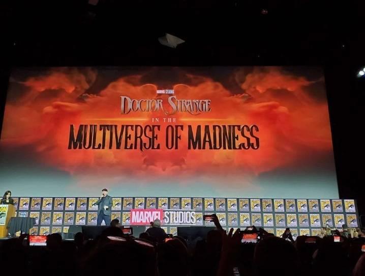 蜘蛛俠能3代同堂聯手對抗外敵,一定是與「奇異博士」的多重宇宙有關,即係同《奇異博士2:瘋狂多重宇宙》(Doctor Strange in the multiverse of madness)的劇情又有連繫