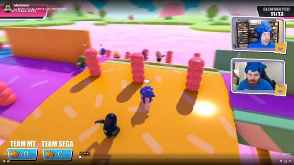 Steam慶祝SEGA 60週年限定 人中之龍《怒之鐵拳2》、《Sonic超音鼠2》5款經典遊戲任玩
