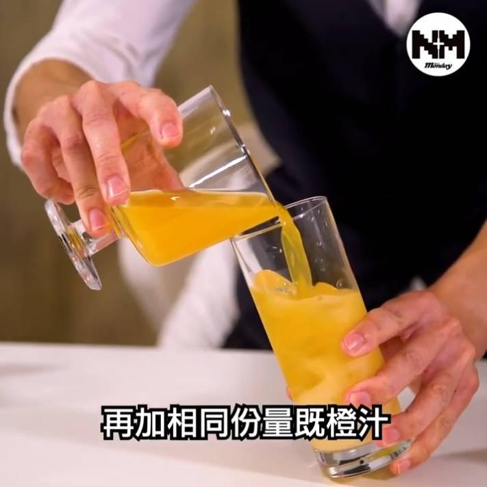 加100ml 橙汁