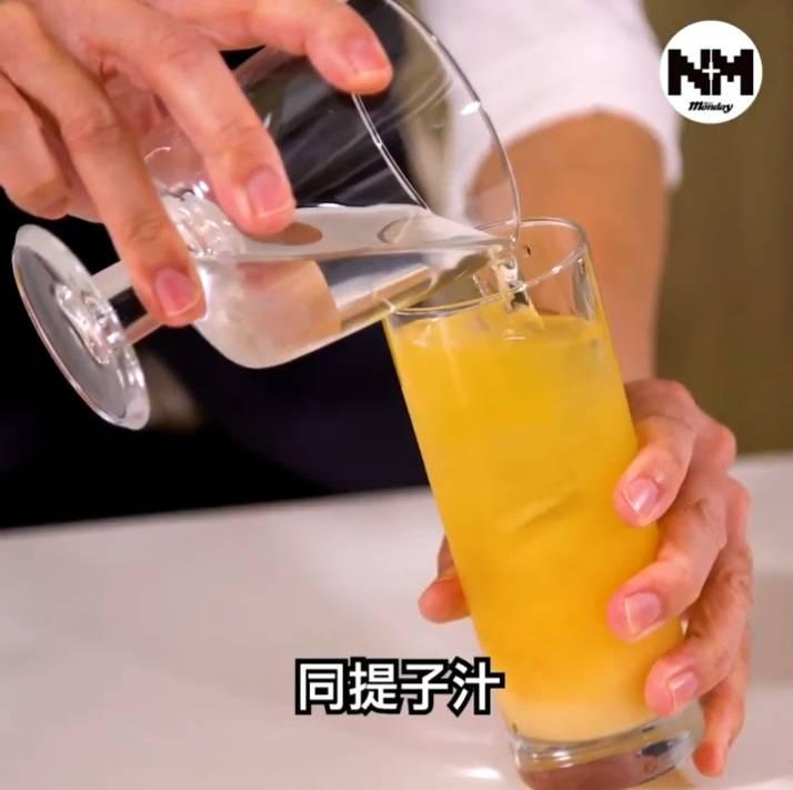 加100ml 提子汁