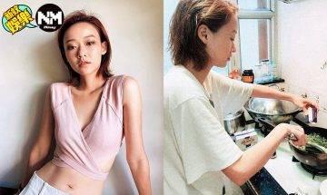 張惠雅靠煮「前度菜」封印情傷 《吃掉前男友》教煮單身菜