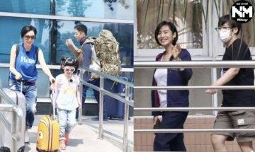 朱茵現身廣州為新戲《雨打芭蕉》到校園拍攝 49歲凍齡仙氣不減引起學生騷動|頭號粉絲