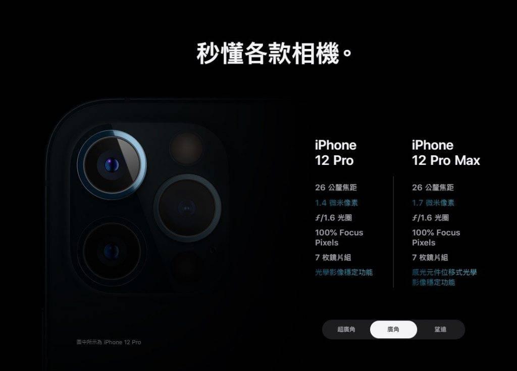 iPhone 12 Pro 顏色、香港價錢、預訂及發售日期、5G網絡、規格曝光