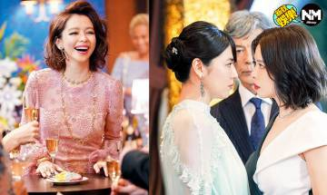 徐若瑄相隔廿年再拍日本電影 《信用欺詐師JP》演刁蠻富二代