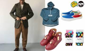 Delstore香港灣仔隱世潮店  中環藝穗會7天激安限定店 adidas、Converse 等低至1折發售