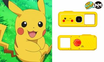 Canon x 寵物小精靈概念相機iNSPiC REC 10月底推出 8、90後集體回憶