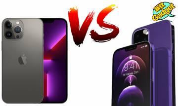 iPhone 13、iPhone 12兩代比較 iPhone 12有優惠 究竟買邊部好?