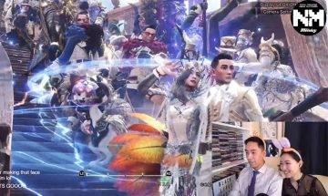 Monster Hunter World: Iceborne (魔物獵人世界)北美玩家開LIVE舉行婚禮獲網友激讚!