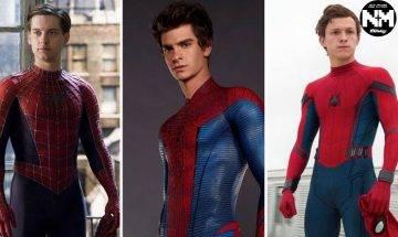 《蜘蛛俠3》(Spider-Man 3)3代同堂合力對付外敵? 劇情將與電影《奇異博士2》及劇集《紅女巫與幻視》有關連