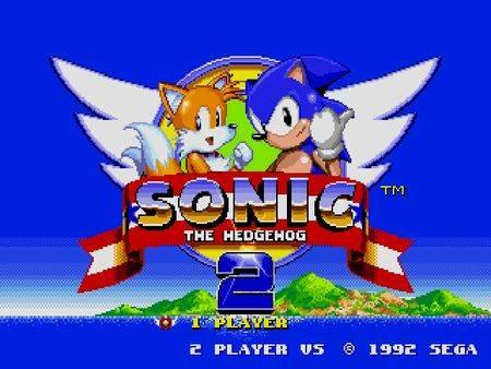 《Sonic The Hedgehog 2》(Sonic超音鼠2)是SEGA 招牌 IP的名作