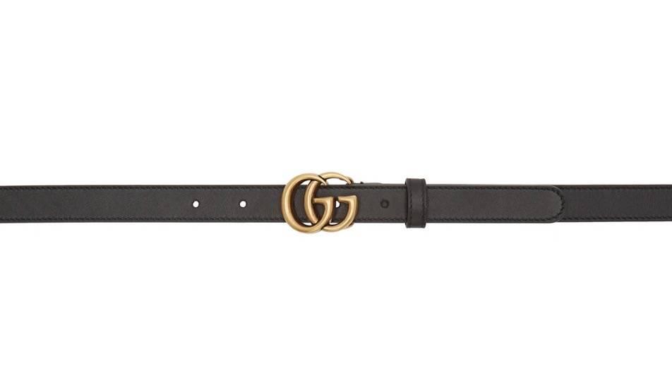4款皮帶推薦 人生必有Gucci、 Chanel、Valentino等名牌Logo皮帶 附上穿搭教學