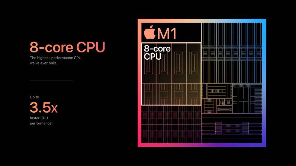 【Apple One More Thing 發佈會】Apple發佈會 「雙11」再發布新產品!超強勁MacBook現身!首款採用自家 M1 晶片 MacBook