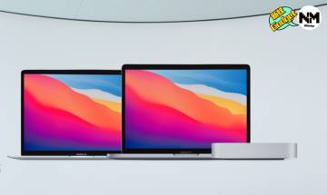 MacBook Air MacBook Pro 2020現身! 首款採用自家 M1晶片